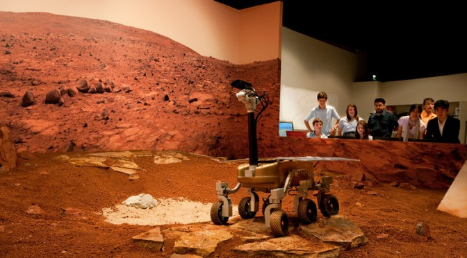 Pathways to Mars Lab
